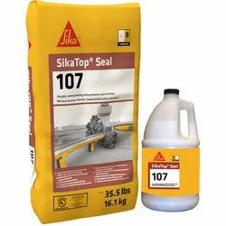 SikaTop Seal 107 Acrylic Cementitious Waterproofing Chemicals