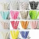 Compostable Paper Straw