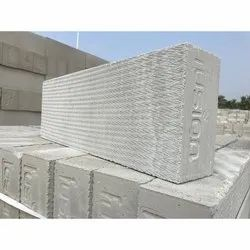 Autoclaved Aerated Concrete Rectangular 100mm Fusion AAC Block