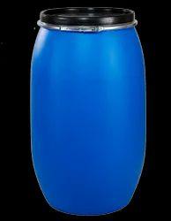 240 Liters HDPE Barrel Drum, Open Top Drum