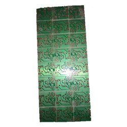 FR1 Single Sided PCB Board