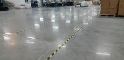 Densifiers,Lithium Silicate Concrete,Cement Concrete warehouse Polishing Service, in Pan India, Floor
