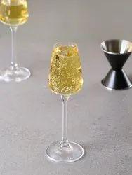 Transparent Crystal Liquer Glass