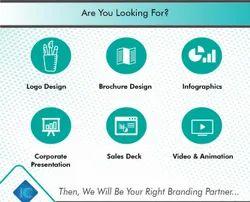 Brochure English Digital Graphic Designs in Pan India