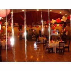 Anniversary Party Management Service, Provided