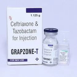 Ceftriaxone & Tazobactam For Injection 1.125g