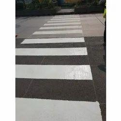 Zebra Road Marking Service