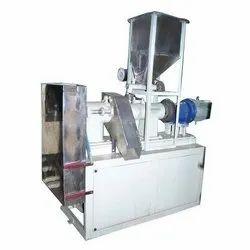 S L Single Phase Semi Automatic Kurkure Making Machine, Capacity: 25