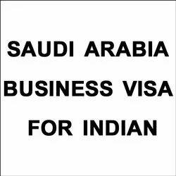 Saudi Arabia Business Visa For Indian