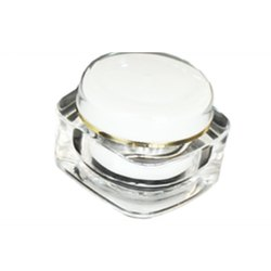 Square Double Layer Jar