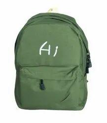 Green Kid Bag