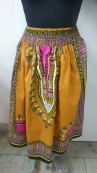 Ladies Wear African Dashiki Cotton Suit Fabric
