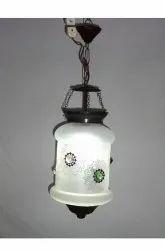 LED Handmade Eaching glass hanglamp, For Home, 220