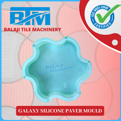 Galaxy Silicone Paver Mould