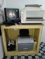 Refurbished AGFA CR System