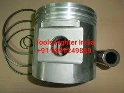 Reciprocating Compressor LM13 Piston Assembly For GRASSO RC-12 E