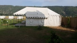 Steel Frame Structures Canvas Resort Construction Services