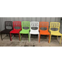 Restaurant Plastic Chair