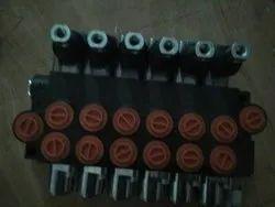 Hydraulic Leaver Control Valve
