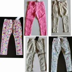 Girls Kids Trouser