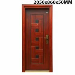 2050x860x50MM ELD 100 Elite Galvanised Steel Doors