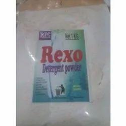 Jasmine Rexo Detergent Powder, Packaging Type: Packet, Washing Cloth