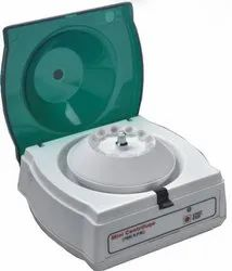 Mini Centrifuge - Max. Speed 7000 RPM Fixed Speed Analog