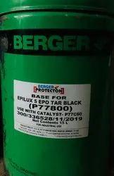 Berger Epilux 5 Epoxy Tar Black