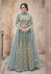 Pr Fashion Launched Designer Floor Length Suit