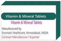Vitamin & Mineral Tablets