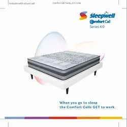 Sleepwell Mattress Comfort Cell Series 4