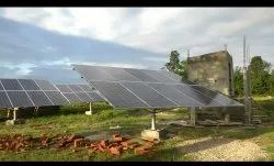 30 HP Solar Water Pumping System