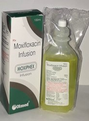 Moxifloxacin 400 mg IV