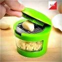 Plastic Mini Garlic and Multi Crusher