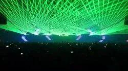 Laser Light Show Services