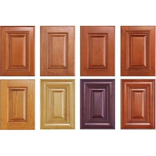 Brown Pvc Kitchen Cabinet Doors Rs 150 Square Feet Sai Modular Buildings Private Limited Id 21971558388