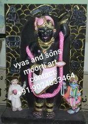 Dwarkadhish marble statue