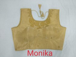Heavy Satin Silk Fashion Blouse