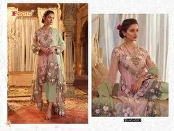 Georgette Wedding Fepic 40001 Pakistani Suits, Size: Free Size