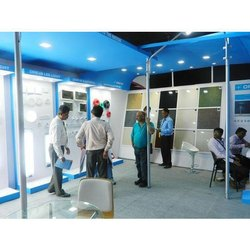 Exhibition Stall Fabrication Service, Pan India, Delhi Ncr