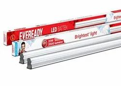 Eveready 20W 4 FT Batten Fitting, Size/Dimension: 1200 mm
