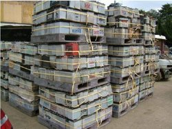 Import Dry Battery scrap licences moef