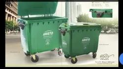 Aristo Dust Bin 660 Liters