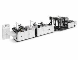 Fully Automatic Non Woven Box Bag Making Machine