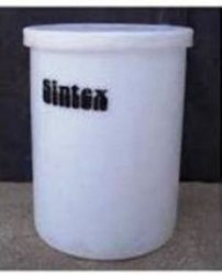 Water Treatment Chemical Tank 100 lit