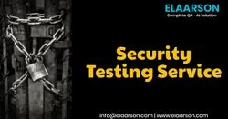 Security Testing Service