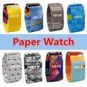 Creative Paper Watch