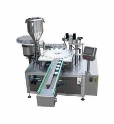 Sanitizer Gel Filling Machine