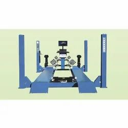 Genie 3D Compact FPL Four Post Lift