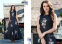 Designer Georgette Embroidery  Gown